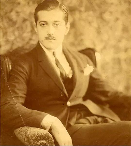 Serge Poliakoff à Paris en 1924