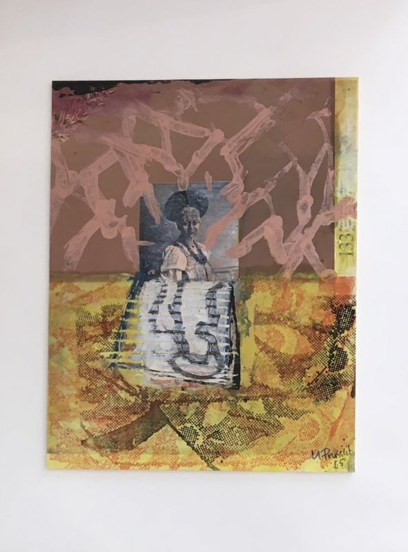 Ulrike PRUSSEIT (Collage) -  Artistes Divers