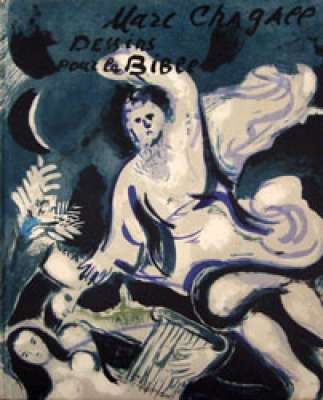 La Bible de Chagall (1960) (Illustrated Book) - Marc CHAGALL