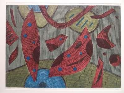 Réminiscences (Gravure) - Henri GOETZ