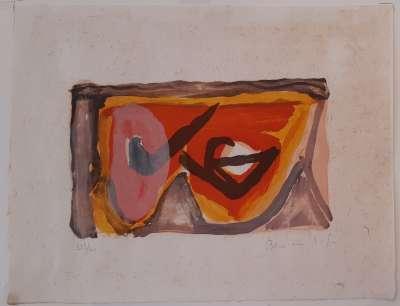 BNP (Farblithographie) - Bram   VAN VELDE