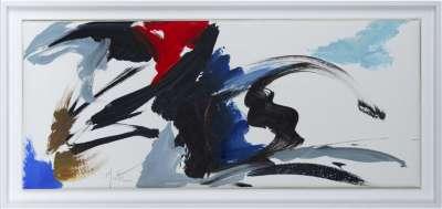 Sans titre (Acrylique (moderne)) - Jean MIOTTE