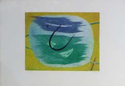 Sans titre (Stich) - Henri GOETZ