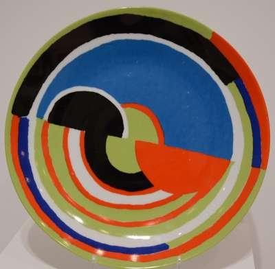 Signal (Céramique) - Sonia DELAUNAY-TERK