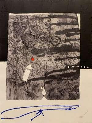 Sans titre (Gravure) - Antoni CLAVE