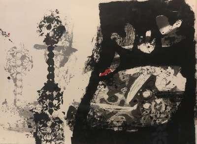 Troubadours (Lithograph) - Antoni CLAVE