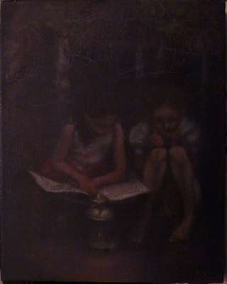 EL Bosque (Huile sur toile) - Dolores  CAPDEVILA