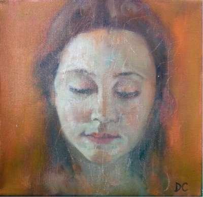 Fugace (Öl auf Leinwand) - Dolores  CAPDEVILA