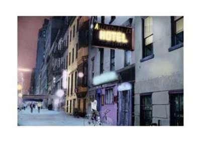 Allerton Hotel (Tirage pigmentaire) - Elizabeth LENNARD
