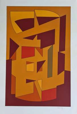Kallion (Silksreen) - Victor  VASARELY