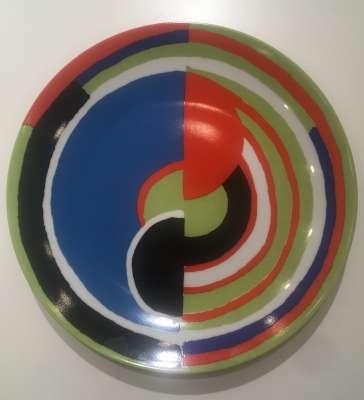 Signal (Porcelaine) - Sonia DELAUNAY-TERK