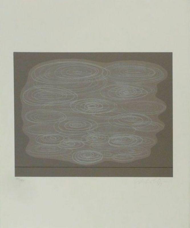 Locmaria (Sérigraphie) - Victor  VASARELY