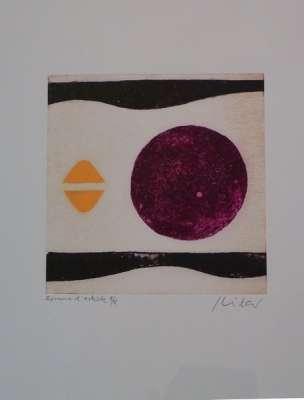 Rivages (Gravure) - Stéphane KILAR