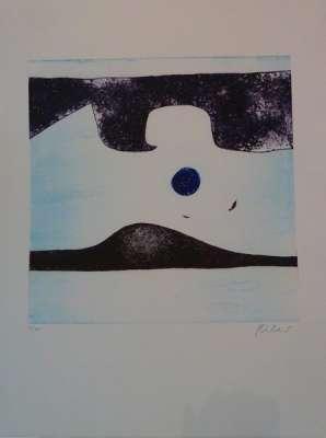 Passage de l'aigle (Gravure) - Stéphane KILAR