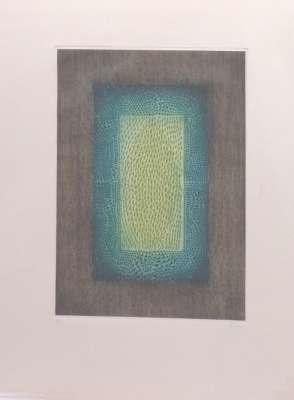 Le Tapis de reves (Engraving) - Arthur Luiz  PIZA