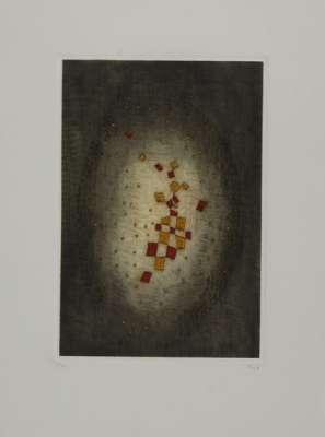 Nesto (Aquatinta) - Arthur Luiz  PIZA