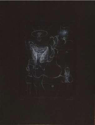 Madame est servie 2 (Gravure) - Hans BELLMER