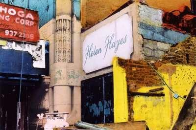 Helen Hayes Theater (Tirage pigmentaire) - Elizabeth LENNARD