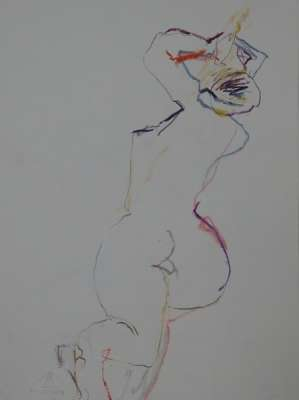 Dessin 2 (Dessin) -  MAYAURA