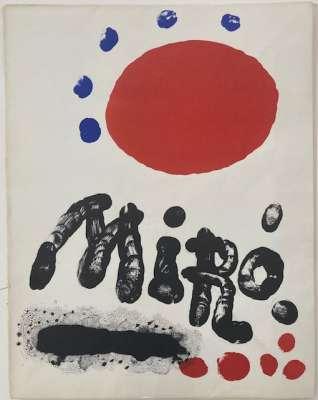 Recent Paintings (Catalogue) - Joan  MIRO