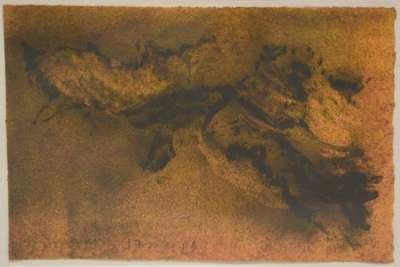 Branches (Fusain) - Jean-Jacques  DOURNON