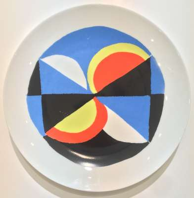 Windsor (Porcelaine) - Sonia DELAUNAY-TERK