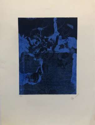 Impression (Engraving) - Antoni CLAVE