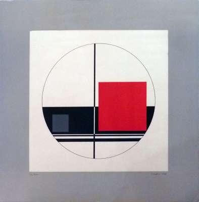 No title (Lithograph) - Jean GORIN