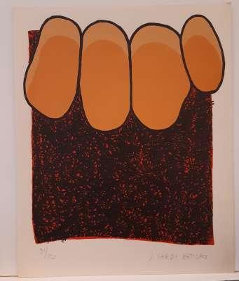 Gardy-Artigas / 10e anniversaire Fondation Maeght (Lithographie) -  Artistes Divers