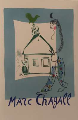 (Affiche) - Marc CHAGALL
