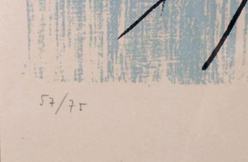 L34 (Autograph) - Hans HARTUNG