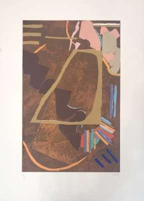(Engraving) - André LANSKOY