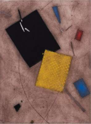 Eloignement (Gravure) - Arthur Luiz  PIZA