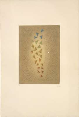 Voltige (Engraving) - Arthur Luiz  PIZA