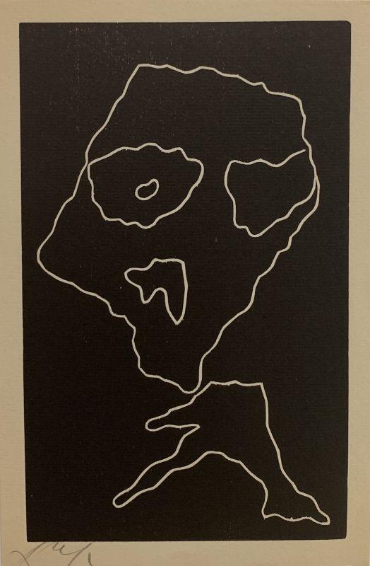 """""""Wortträume"""" (Illustrated Book) - Hans ARP"""