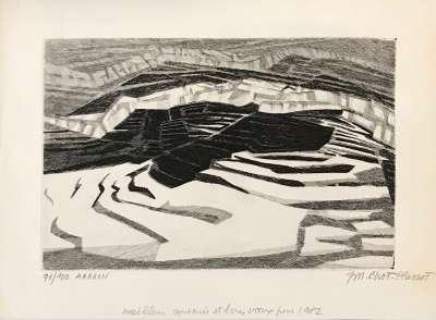 Maurice CHOT-PLASSOT (1929-2016) / Aragon (Greetings card) - Maurice CHOT-PLASSOT