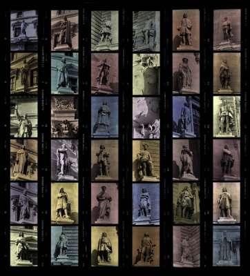Les Grands Hommes (Tirage pigmentaire) - Elizabeth LENNARD