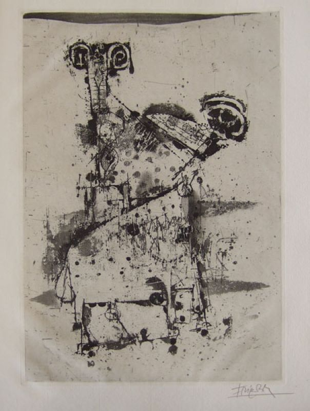 Petit Bestiaire de Johnny Friedlaender (1963) (Livre illustré) - Johnny FRIEDLAENDER