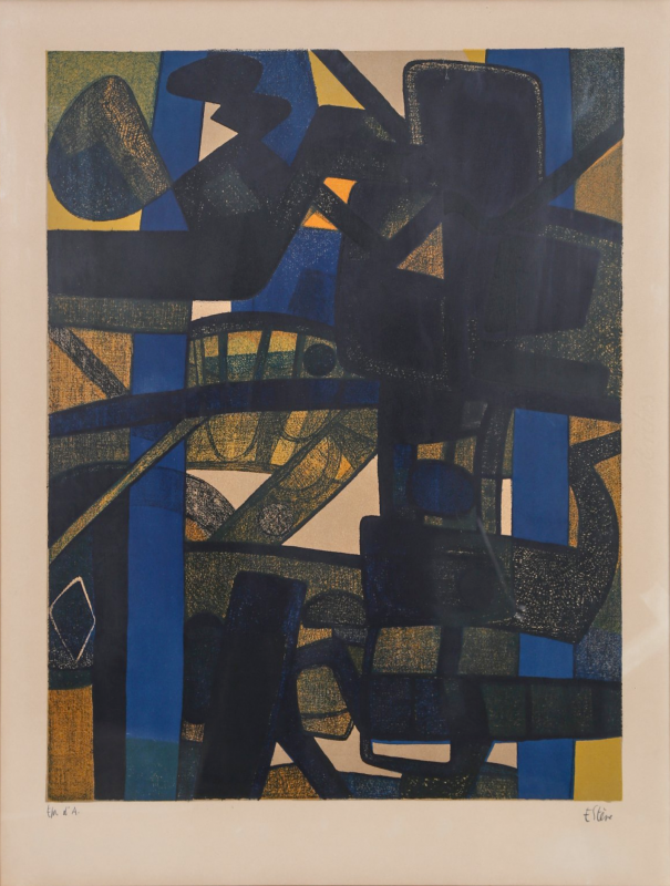 Maraboulda (Lithographie) - Maurice ESTEVE
