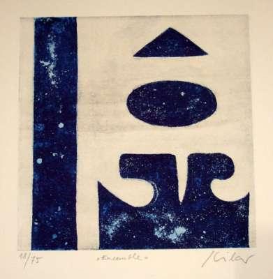 Ensemble (Gravure) - Stéphane KILAR
