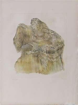 Sans titre (Eau-forte et aquatinte) - Hans BELLMER