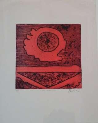 Che Cosmique (Gravure) - Stéphane KILAR