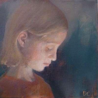 Illusion Ib (Öl auf Leinwand) - Dolores  CAPDEVILA