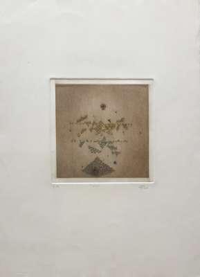 Paysage II (Engraving) - Arthur Luiz  PIZA
