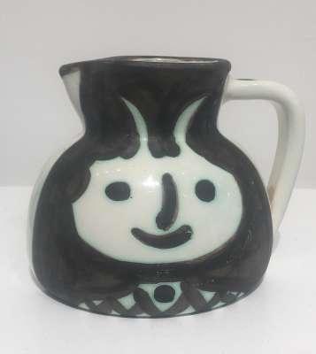 Têtes (Ceramic) - Pablo  PICASSO