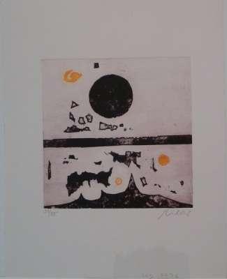 Après (Gravure) - Stéphane KILAR