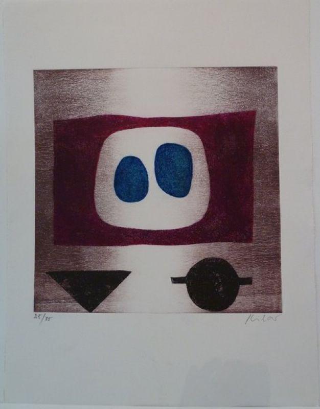 Héritage (Gravure) - Stéphane KILAR