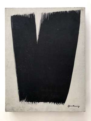 """""""Farandole"""" Lithographic suite by Hans Hartung / Poem by Jean Proal (Illustrated Book) - Hans HARTUNG"""