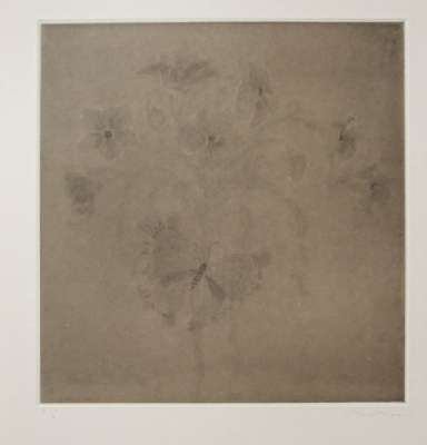 Le voleur de fleurs (Stich) - Mami  HIRANO
