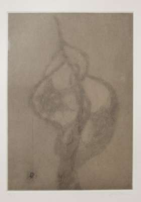 Interstices tissés (Engraving) - Mami  HIRANO